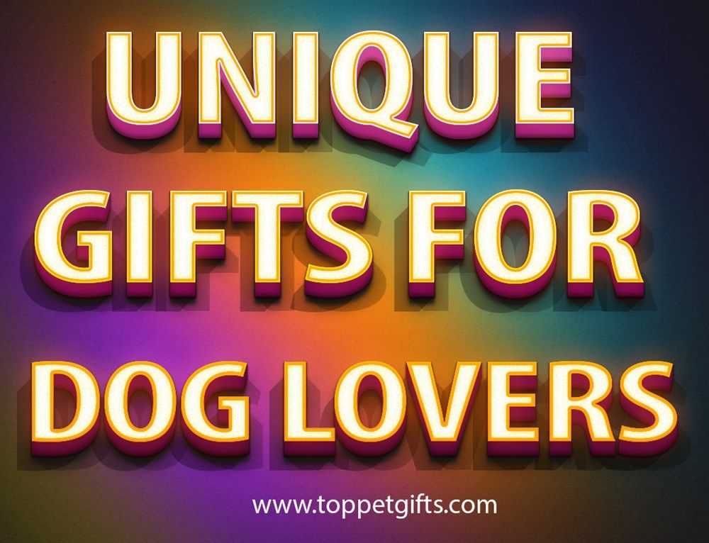 unique gifts for cat lovers Dog lover gifts, Cat gifts