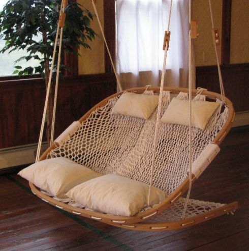 Elegant Double Hammock Chair