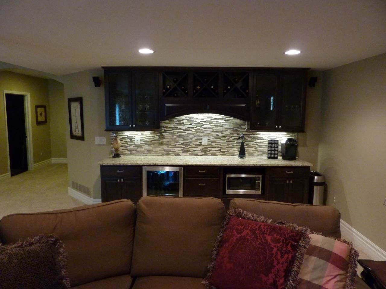Finished Basement Designs | ... , Basement Family Room Finishing Ideas:  Basement Finishing