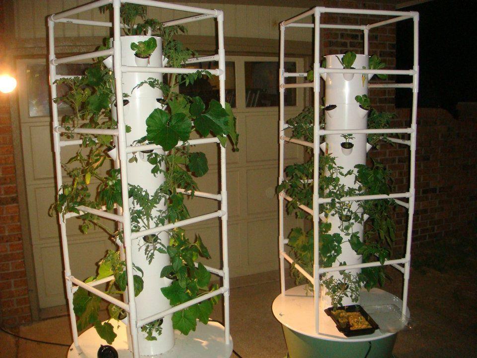 Aeroponic Tower Gardening | Tower garden, Juice plus tower ...