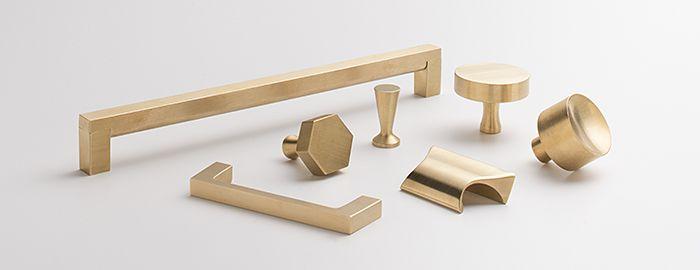 modern brass cabinet pulls. B STOCKHOLM SWEDEN - Handles Clean Cut In Brass | Hardware \u0026 Fixtures Pinterest Stockholm Sweden, And Modern Cabinet Pulls H