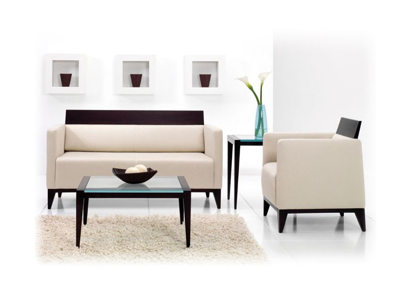 Solara Lounge Seating Fits Well Into Contemporary Designed