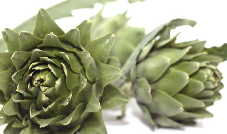 alcachofa para la prostata