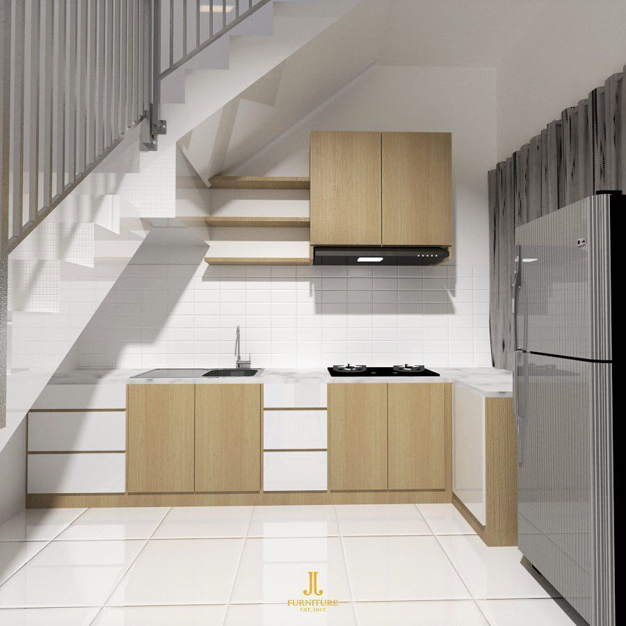 Kitchen set minimalist kitchen set design for a small house gambar diatas hanyalah sebuah