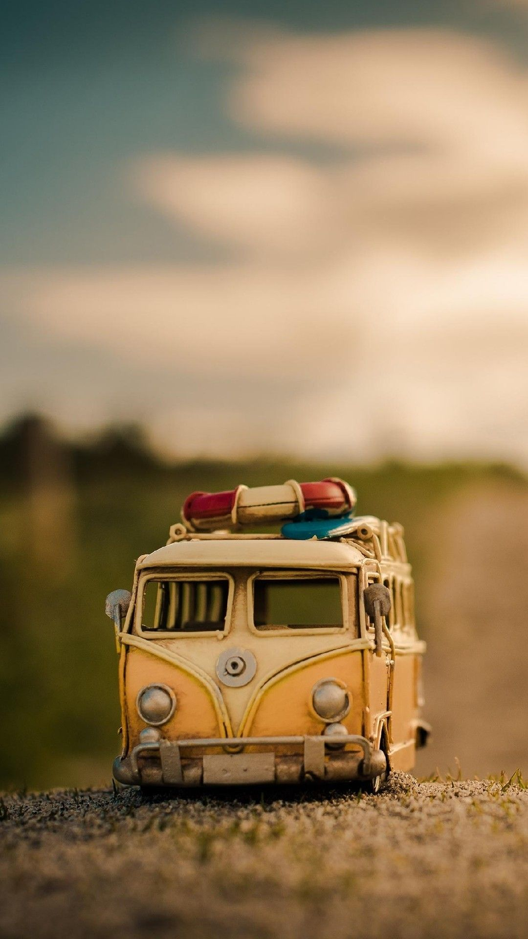 Miniature Landscapes Road Trip Cool Pictures For Wallpaper