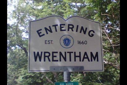 Wrentham, MA | Wrentham, Massachusetts in 2019 | Dumpster