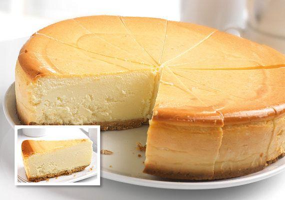 New York Baked Cheesecake Birthday Cake Noosa Sunshine Coast Cake