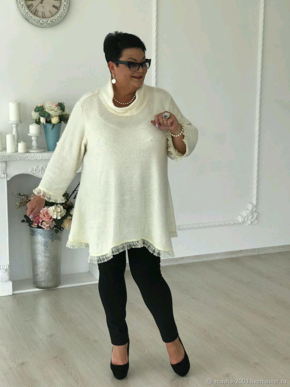 d8bf6bf4651fa64 Купить Свитер - свитер, большие размеры, свитер женский, большой размер,  одежда больших размеров