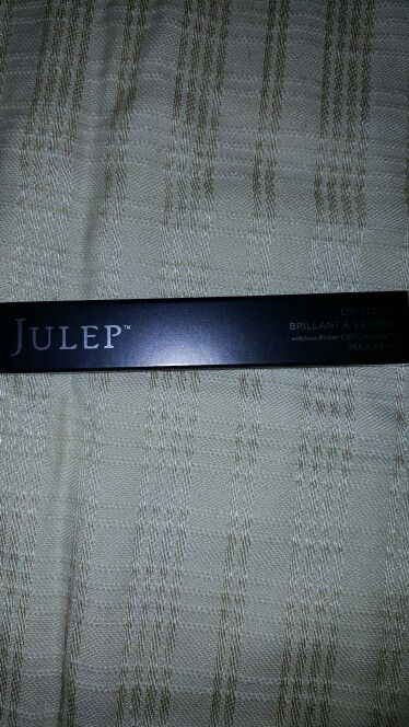 Julep lip gloss in graceful