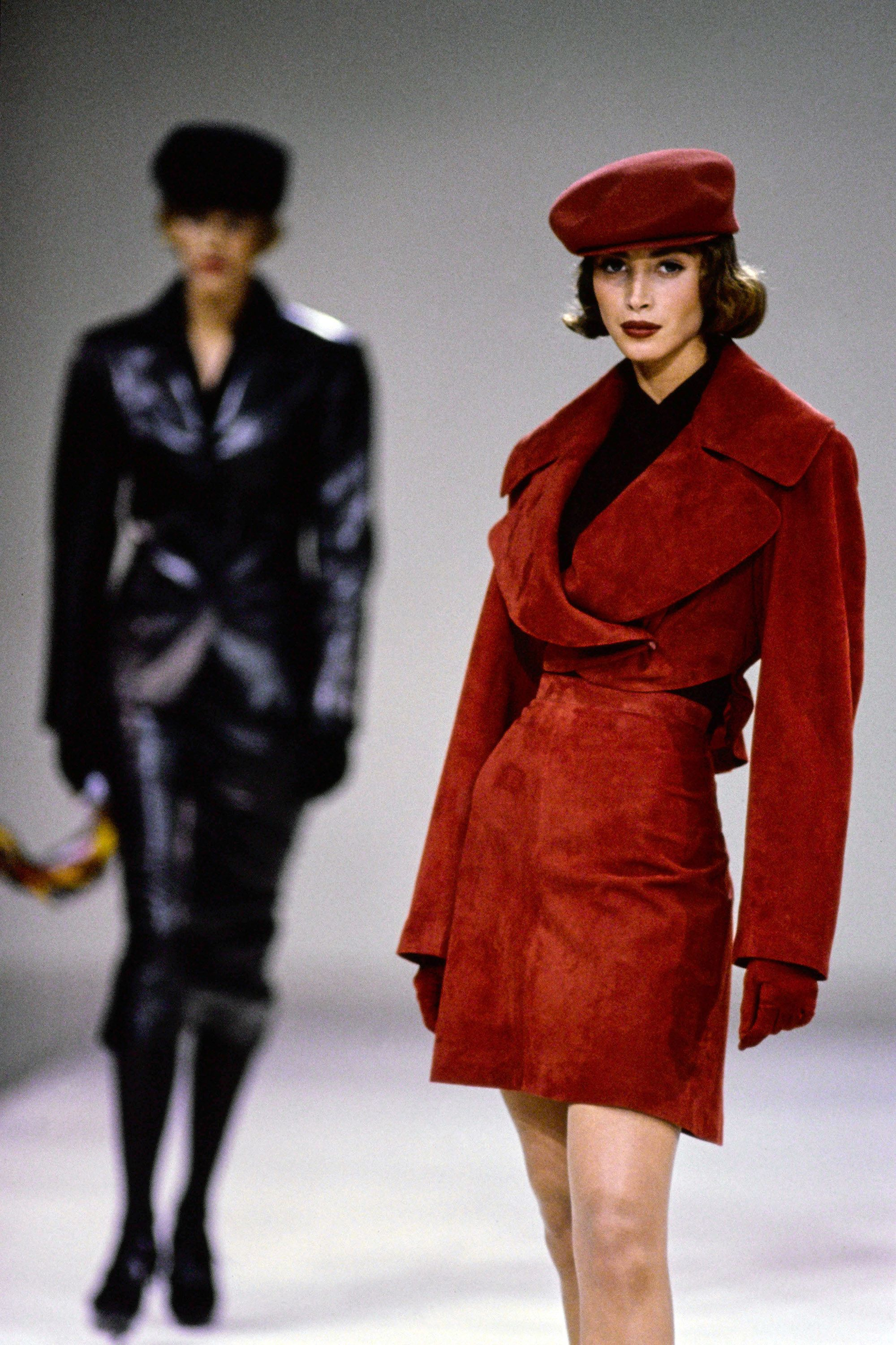 Photo of Alaïa Fall 1991 Ready-to-Wear Fashion Show