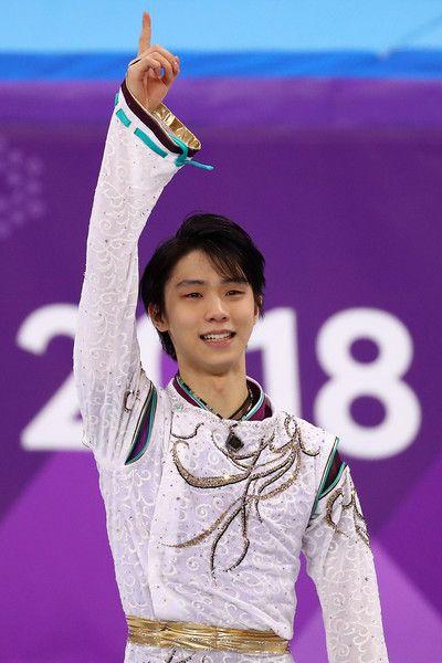 Yuzuru Hanyu Photos Photos: Figure Skating - Winter Olympics Day 8