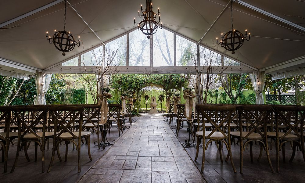 Twigs Tempietto Garden Wedding Venue Greenville Sc I M Sure This Place Is