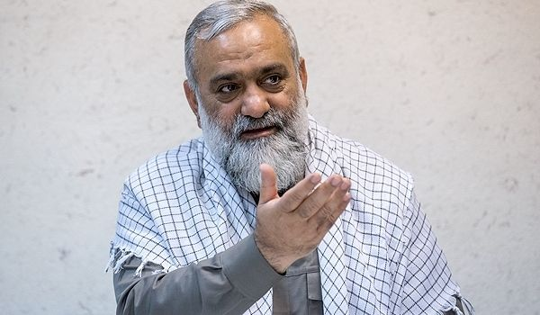 Iran's Basij Commander: US to Collapse in 20 Years