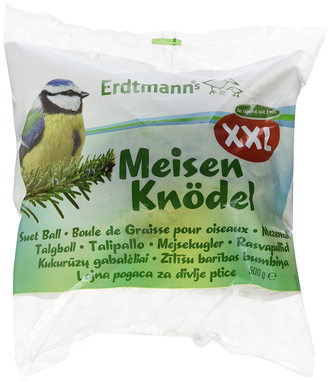 Erdtmann's 12 Suet Balls, XXL Click on the image for