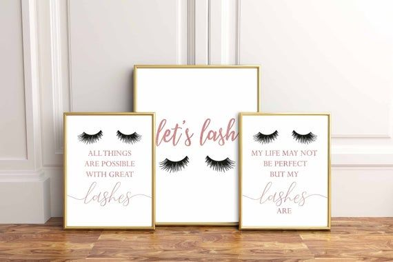Lash studio decor,Lash extension,Beauty salon decor,Lashes Print,Lash Decor,Lashes,Lashes Studio,Lash room decor,My life may not be perfect