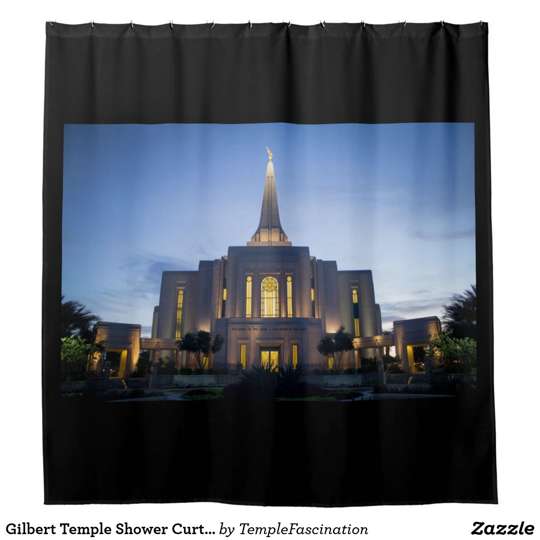 Pin By April Pullins On Lds Missionary Temples Bathroom Shower Curtains Shower Curtain Missionary Lds