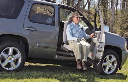 Eureka Solutions - Valet Vehicle conversion 1-866-562-2555