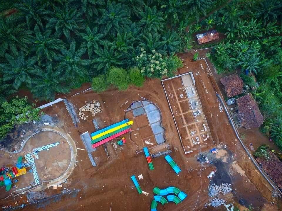 Perkebunan Kelapa Sawit Cikidang Sukabumi