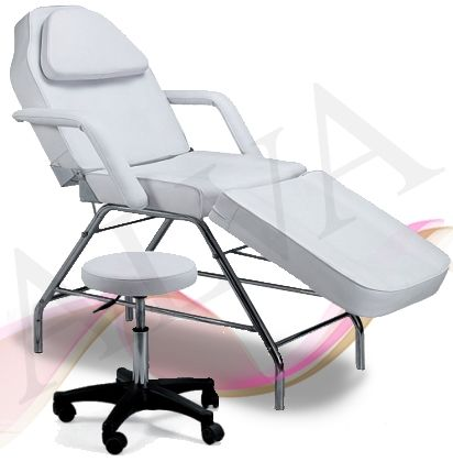 Alva Beauty Massage Bed Massage Chair Facial Bed Stool Black White Red Blue  Green One Motor