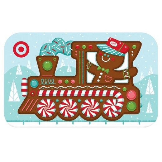 Train Gifts, Target Gift Cards