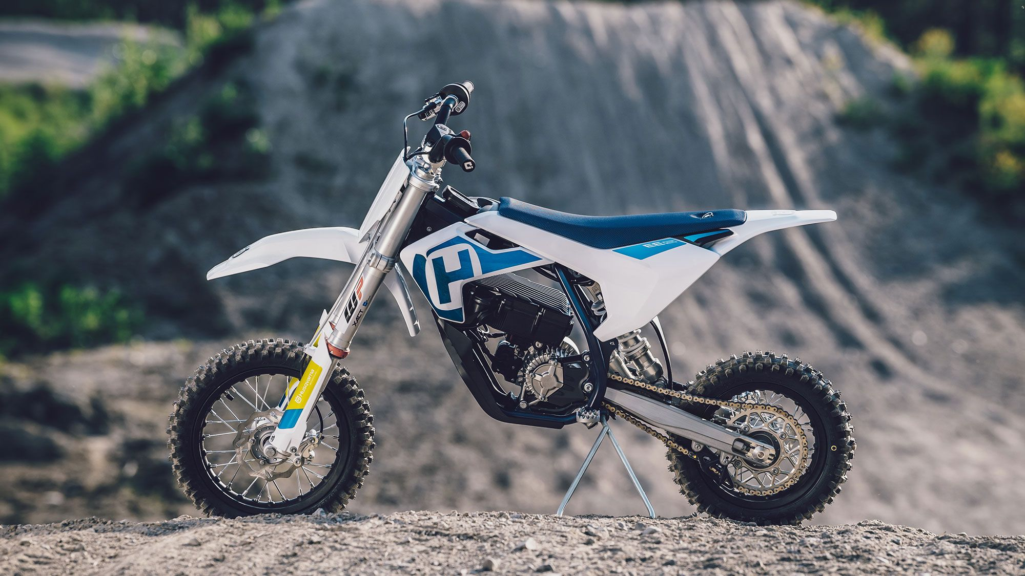 Husqvarna Motorcycles First Electric Motorcycle Is Not For The