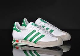 ADIDAS KEGLER SUPER White/Green