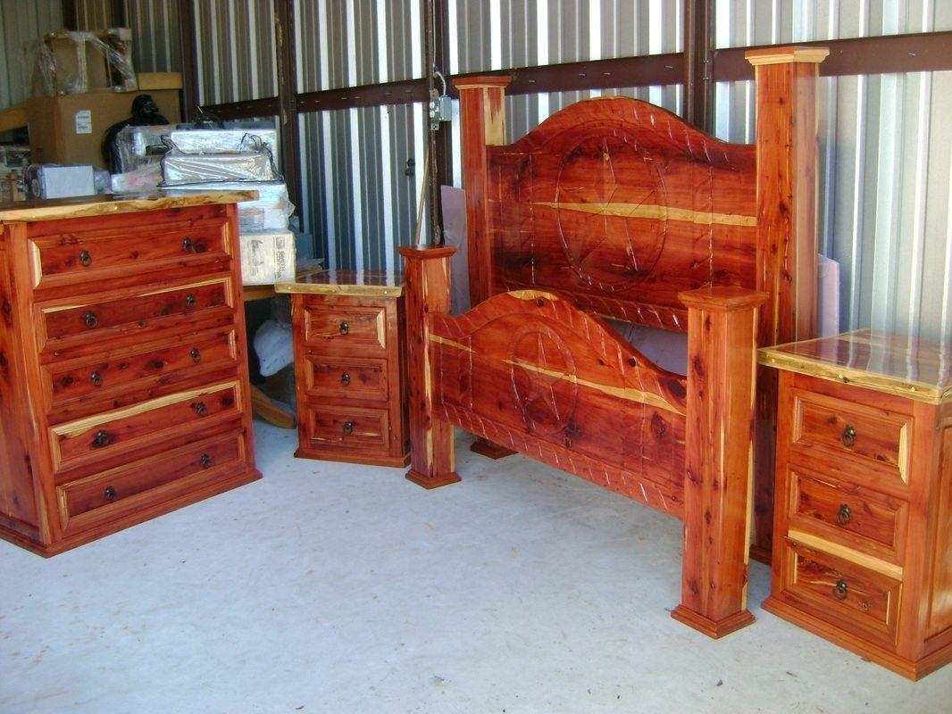 Red Cedar Bedroom Furniture   Interior Design Master ...