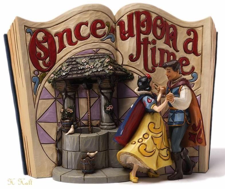 Snow White Wishing on a Dream Sneeuwwitje H 17 cm ...