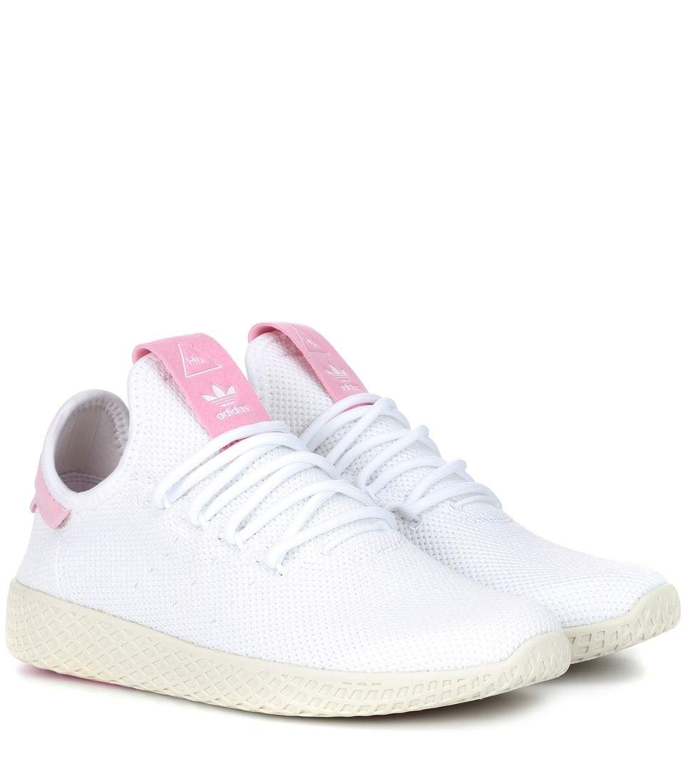 Pharrell Williams Tennis Hu Sneakers - adidas Originals   Pharrell ... b1d677305d