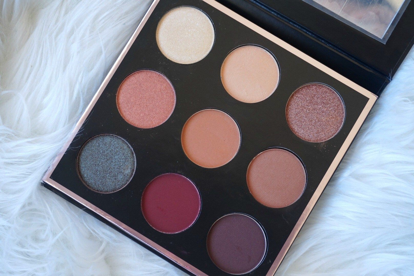 MANNY MUA X MAKEUP GEEK PALETTE FULL REVIEW AND SWATCHES