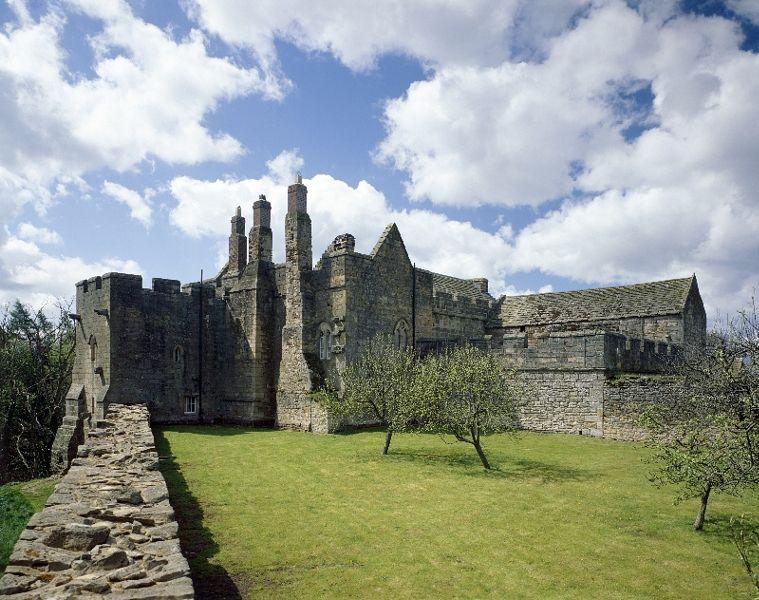 Aydon castle, Northumberland