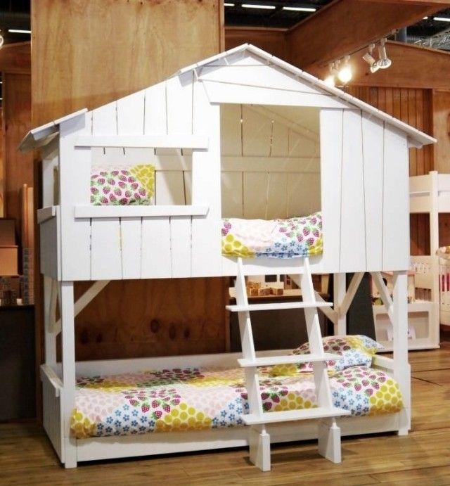 Kreative Kinderbetten von Mathy by Bols Abenteuer im