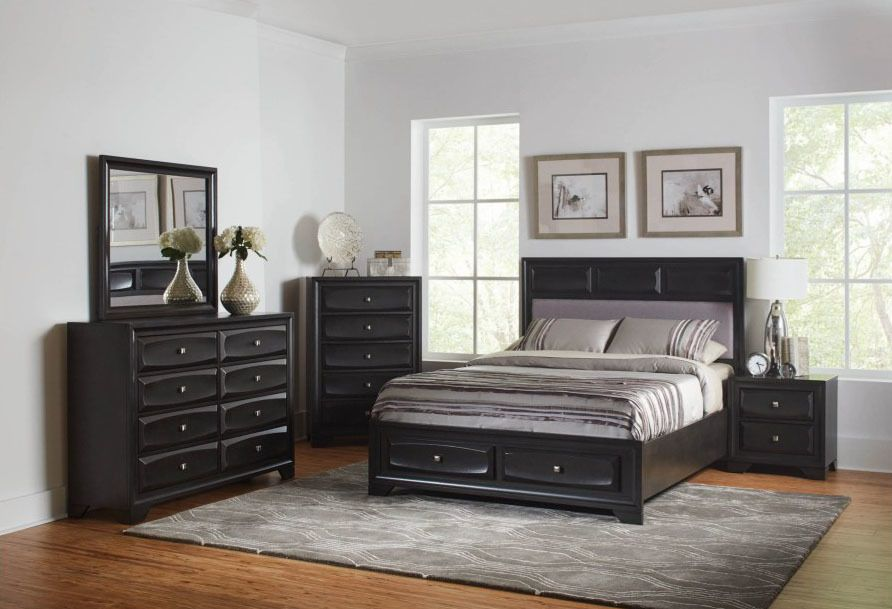 Coaster Decker Collection 206280 Bedroom Set Savvy Discount