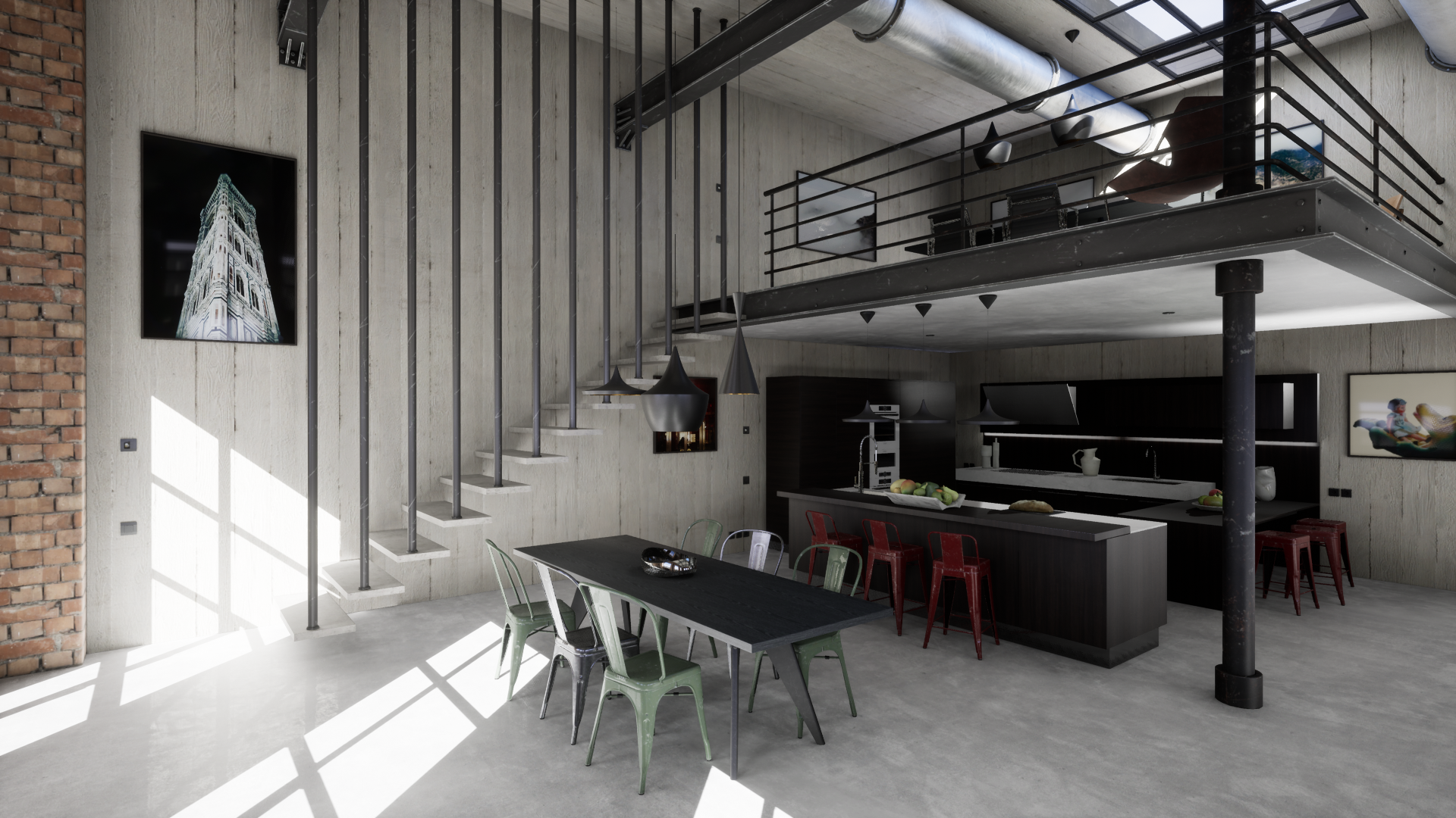 Unreal Engine 4 Architectural Visualization