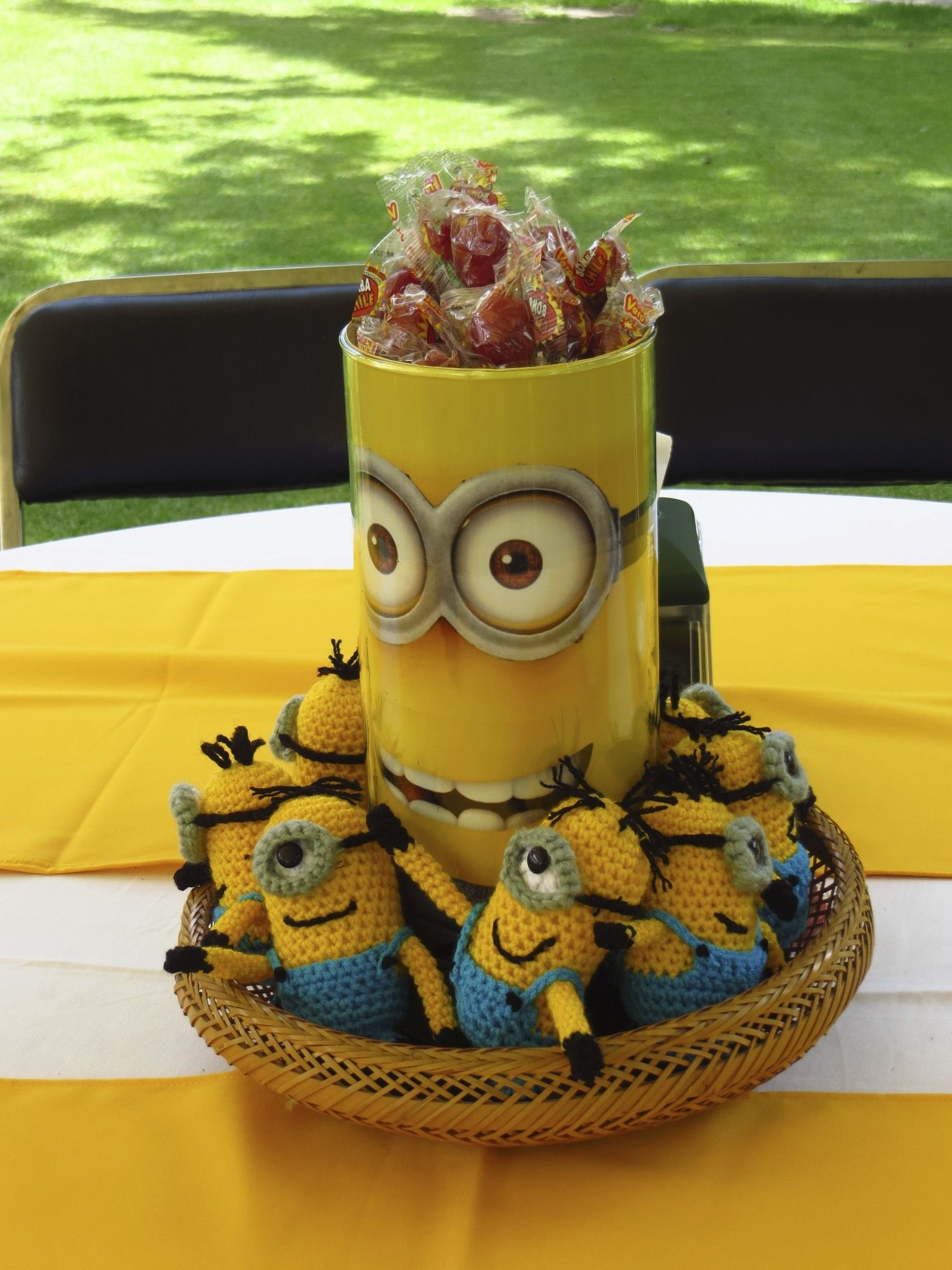 minions ramon s party gyerekzsaor party minion pinterest