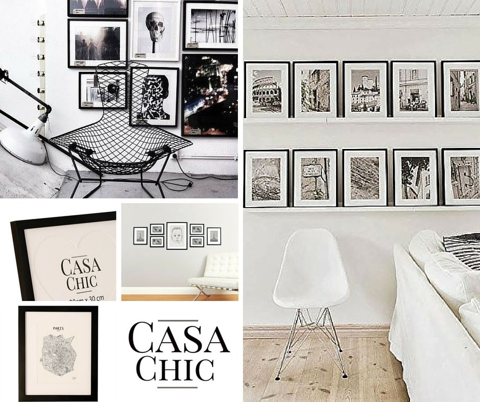 Modern picture frames by Casa Chic http://www.amazon.co.uk/Pack ...