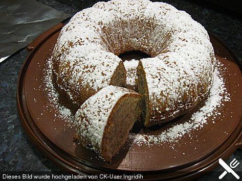 Zucchini - Nuss - Kuchen von 7morgen | Chefkoch