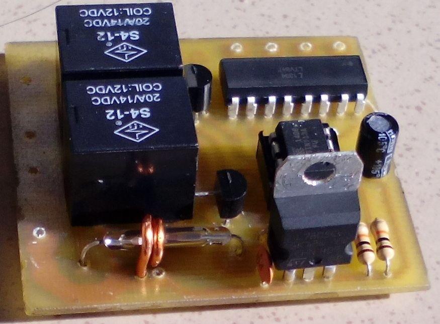Projekty Układ 243 W Elektronicznych Schematy Diy