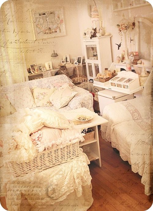 * Schlaflos in NRW * March 2011 Shabby chic room