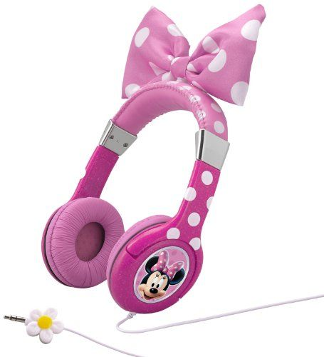Sunny Day Headphones for Kids with Built in Volume Limiting Feature for Kid Friendly Safe Listening