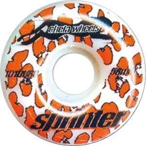 CHETA WHEELS SPRINTER 101 DURO 58MM @ yourskateboardstore.com #skateboard