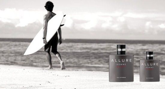 Allure Homme de Chanel, en deperfum.com