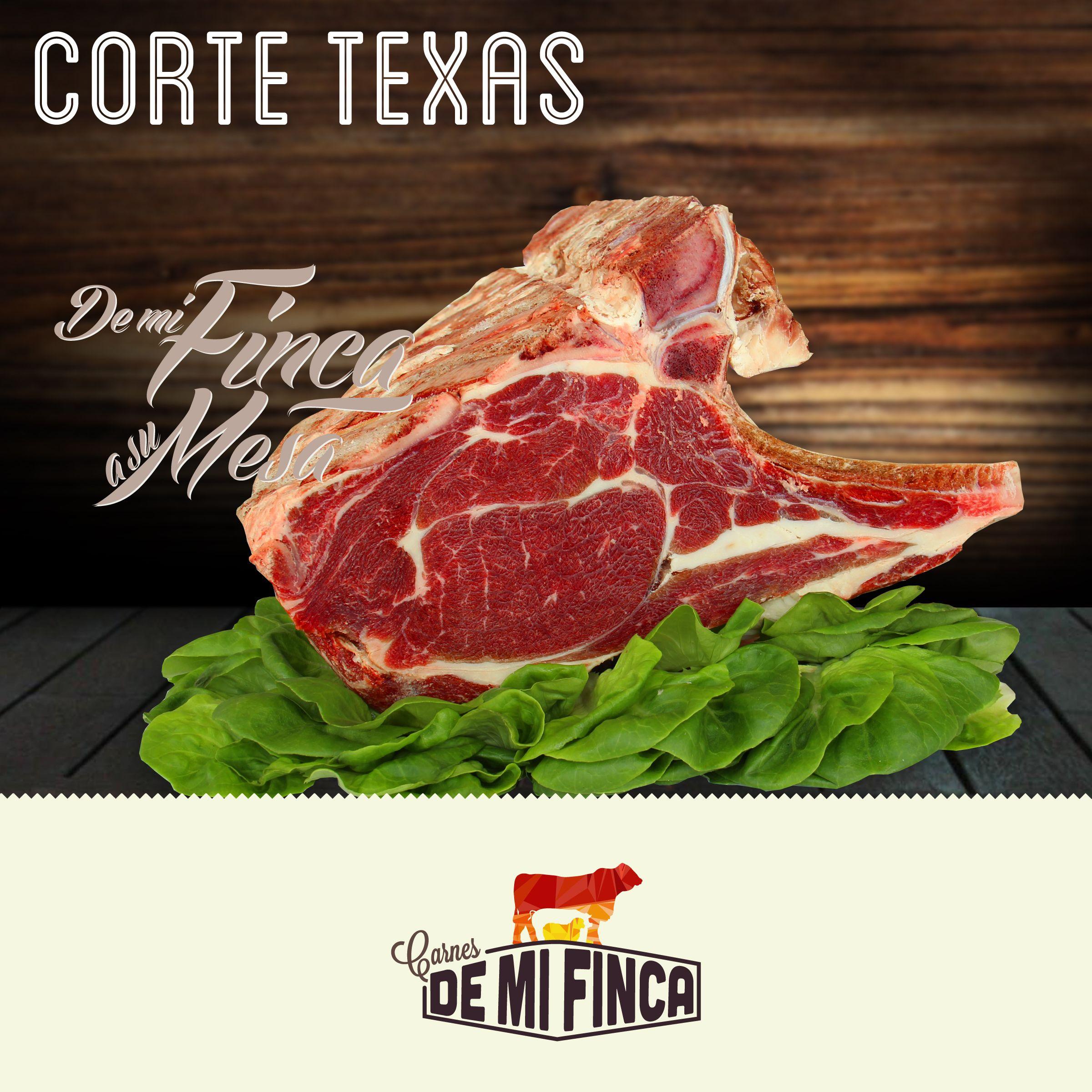 Texas Cut Corte Texas carnes res cortes carniceria