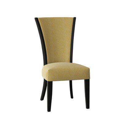 Hekman <p></p><strong>Features:</strong><ul><li>Tight seat cushion</li><li>Tight back cushion</li><li>Product Type: Side chair</li><li>Chairs Included: Yes</li><li>Number of Chairs Included: 1</li><li>Main Color: </li><li>Leg Color: </li><li>Leg Material: Solid Wood<ul><li>Leg Material Details: </li><li>Wood Species: </li></ul></li><li>Upholstered: Yes<ul><li>Upholstery Material: Polyester/Polyester blend</li><li>Legal Documentation: </li><li>Upholstery Material Composition [EU ONLY]: </li></ul>