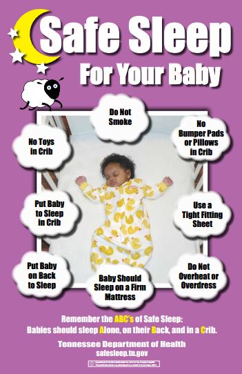 Remember the ABCs of Safe Sleep! Safe sleep, Baby health