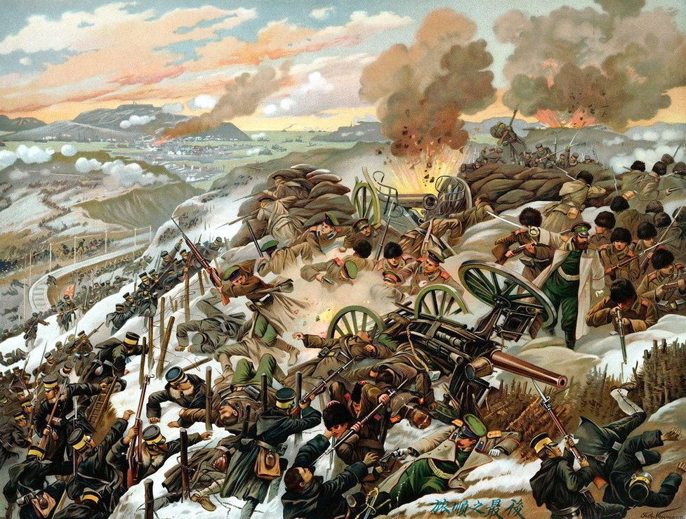 the history of conflict between russia The war in the east an illustrated history of the conflict between russia and  turkey with a review of the eastern question by schem, a j (alexander jacob), .