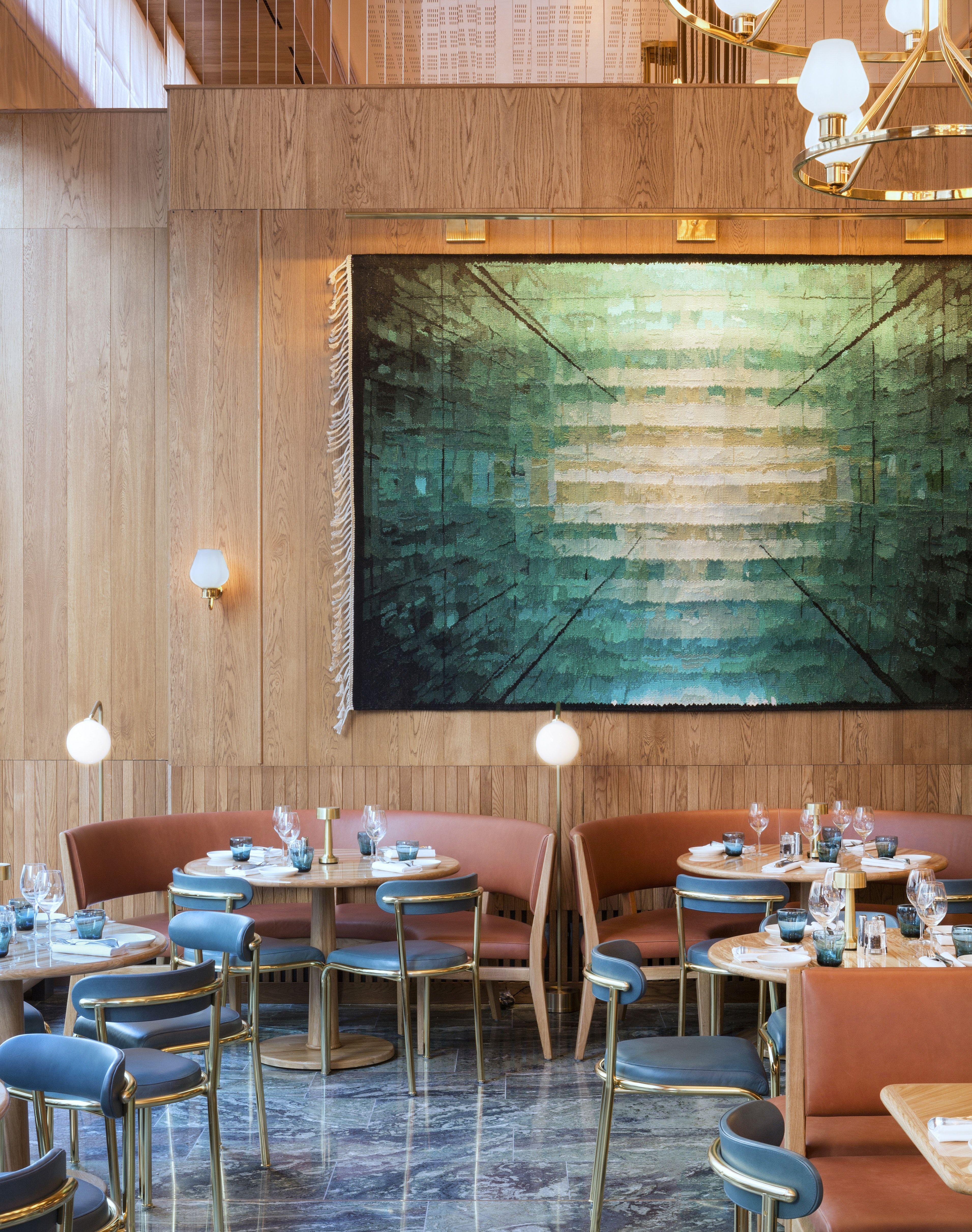 Aquavit Restaurant London