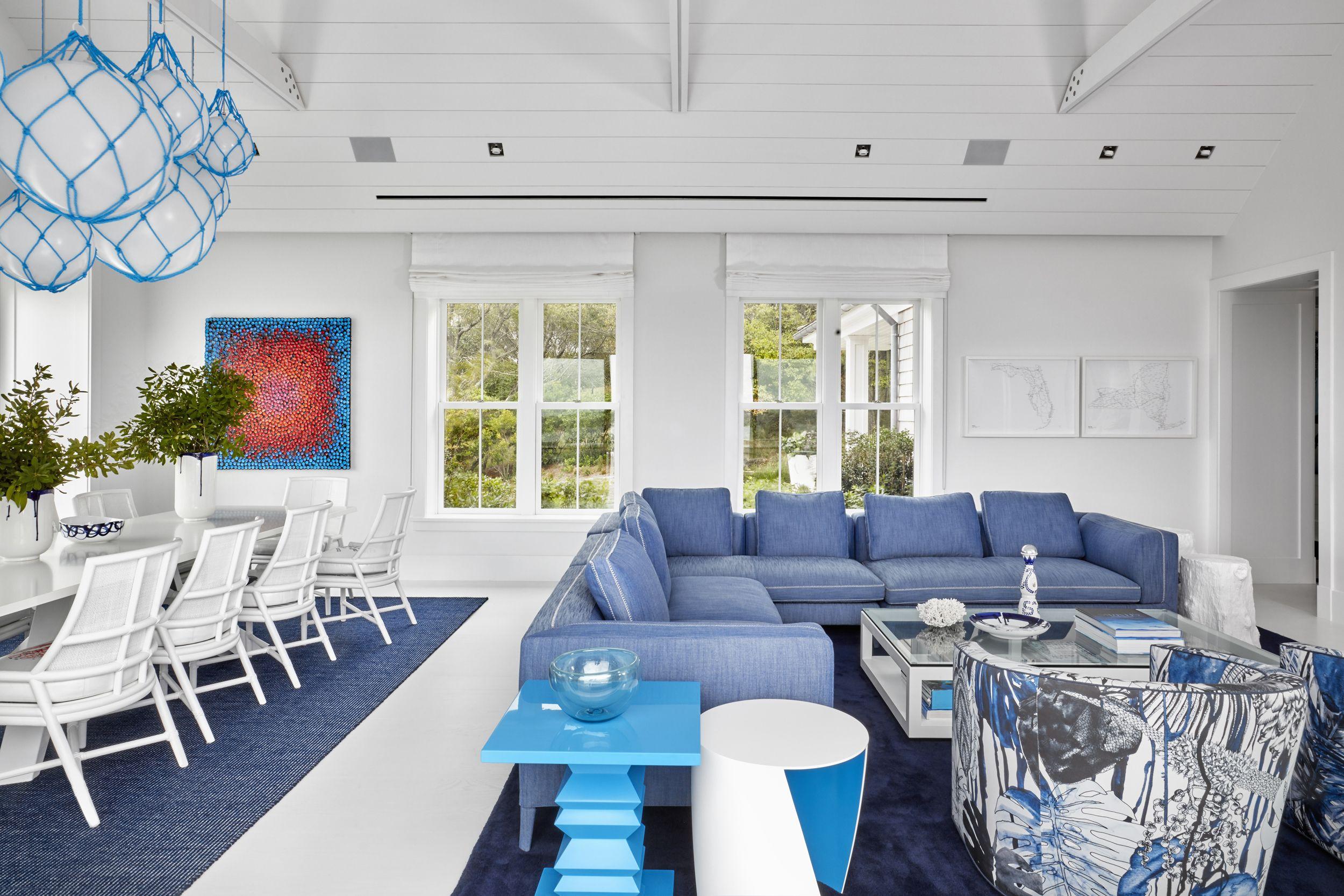 ghislaine vinas interior design montauk living4