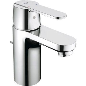 Mitigeur de lavabo GROHE Get Leroy Merlin salles de bain