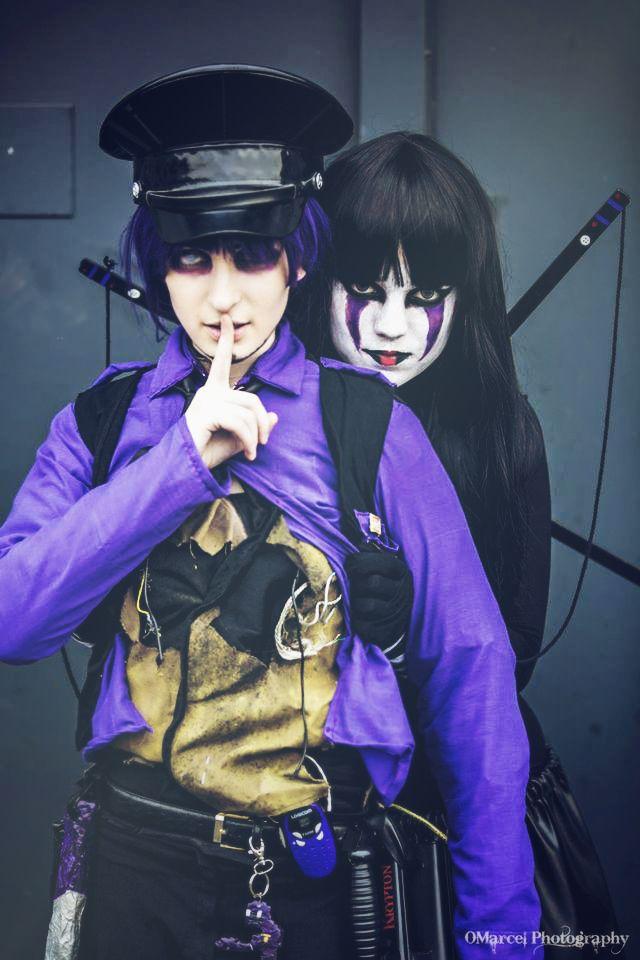 Purple guy cosplay Worldcosplay :worldcosplay.net/member/shiki-… My FB page :www.facebook.com/Shikitycospla… Model : Purple guy Game : Five night at Freddy's